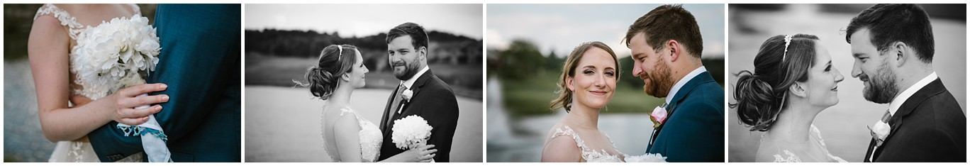 Phil & Caitlin - Seven Oaks - Waterfront Collage