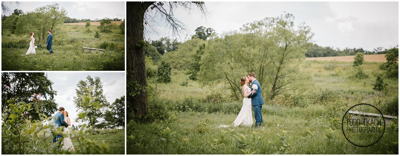 Phil & Caitlin - Seven Oaks - Wild Love Portrait Collage