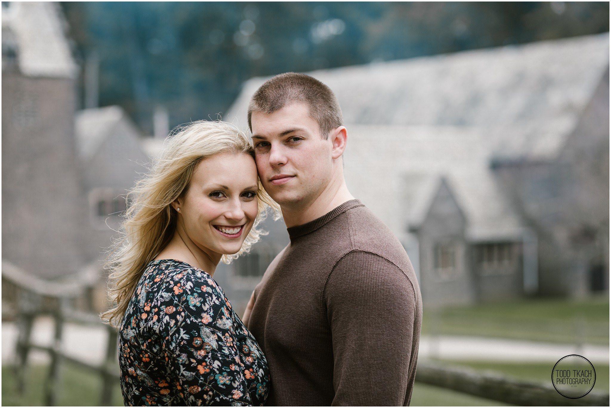Christie & Scott - Hartwood Acres Stable Portraits