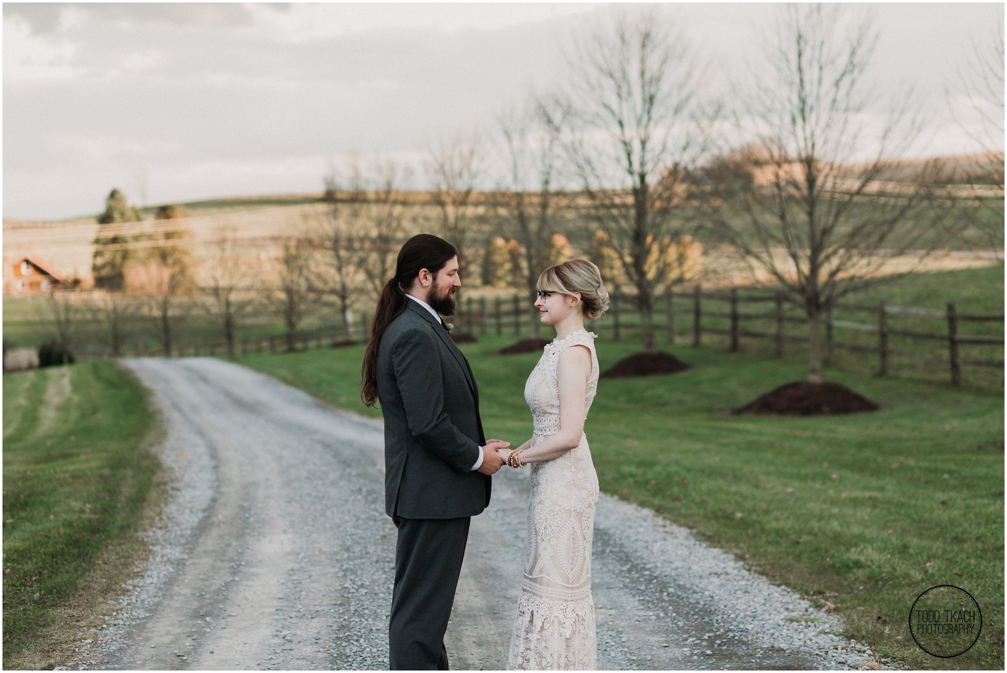 Alyse & Michael Wedding - Winding Road