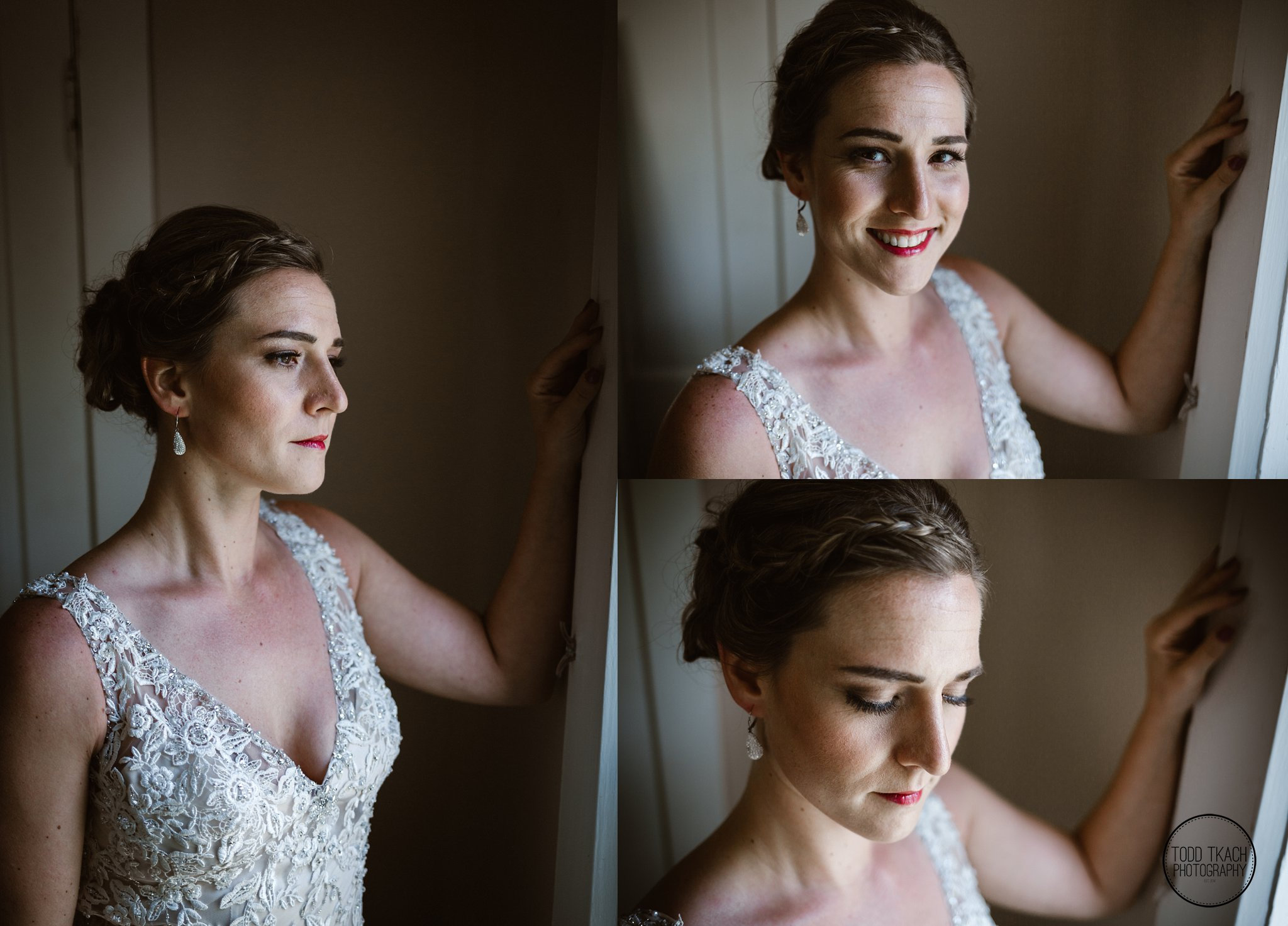 Kim's Bridal Portraits Indoors