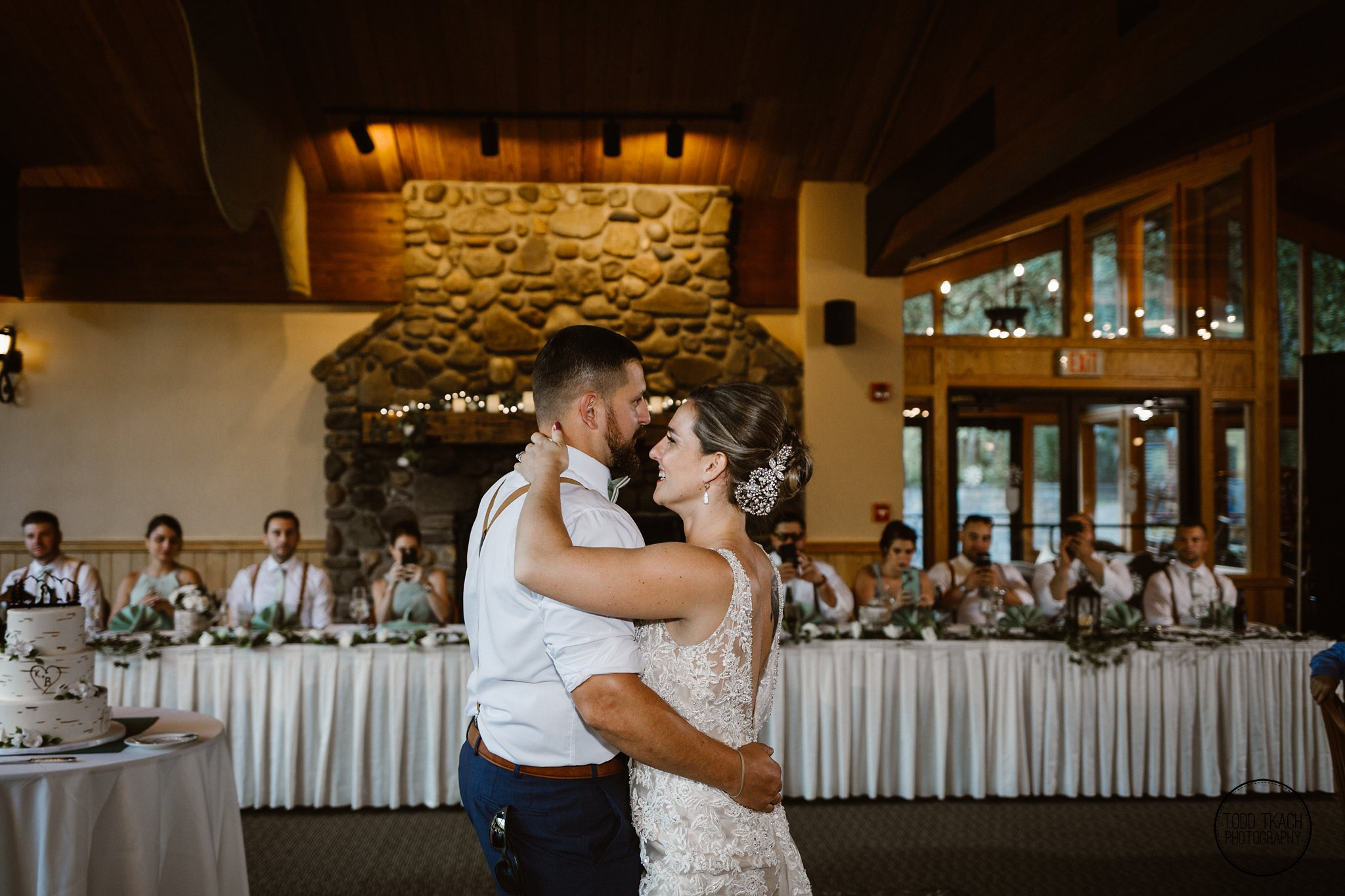 Kim & Brandon's First Dance